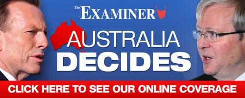 AUSTRALIA DECIDES: Your federal election home